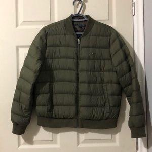 Tommy Hilfiger Puffer Jacket (L)